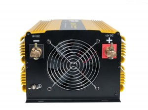 Go Power! GP-3000HD 3000-Watt Modified Sine Wave Inverter