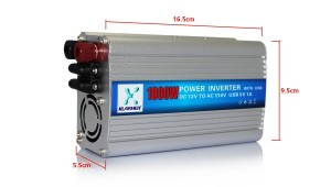 Klarheit Car Power Inverter 1000W Auto Converter