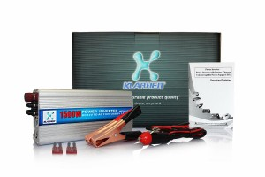 Klarheit Car Power Inverter 1500W Auto Converter