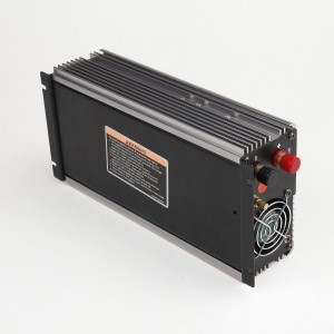 MicroSolar 1000W (Peak 2000W) Pure Sine Wave Inverter