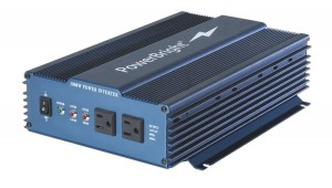 Power Bright APS1000-12 1000 Watt Pure Sine Power Inverter