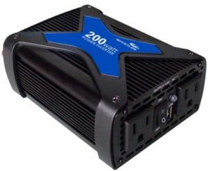Whistler PRO-200w 200 Watt Power Inverter