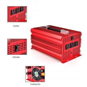 BESTEK 3 AC Outlets 2000W Power Inverter