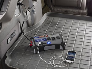 Peak PKC0BO 400-Watt Tailgate Power Inverter