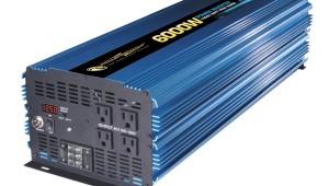 Power Bright PW6000-12 6000 Watt Power Inverter