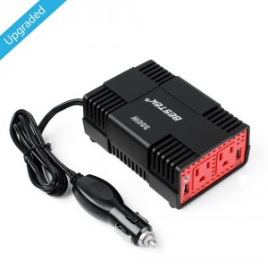 Upgraded Quality BESTEK 300W Power Inverter