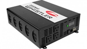 Whistler-2000-Watt Power Inverter-XP2000i