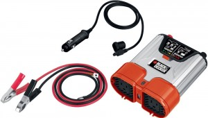 Black & Decker 500 Watt Power Inverter-PI500BB