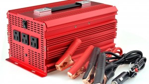 BESTEK 3 AC Outlets 2000W Power Inverter