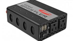 Whistler-400-Watt Power Inverter-XP400i